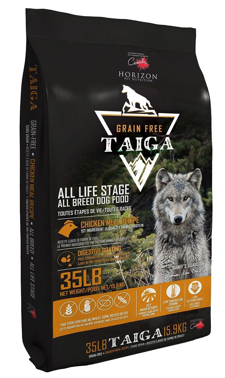 Horizon Taiga Grain Free Chicken Dry Dog Food Petonly Ca