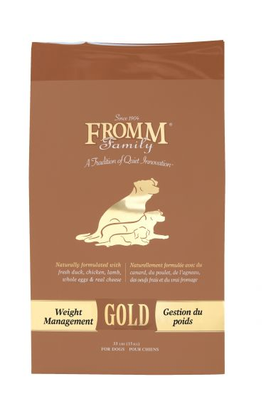 Fromm Gold Weight Management Dry Dog Food | PetOnly.ca